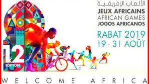 12e Ceremonie d'ouverture des Jeux Africains